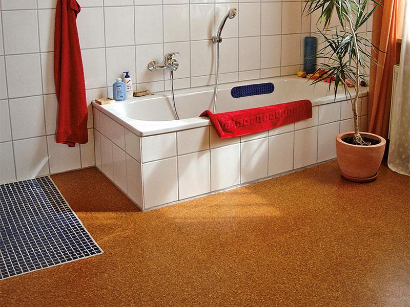 Fußboden Modern Remaja ~ Fußboden kork dämmung fußboden dämmen mit kork baustoff kork vom